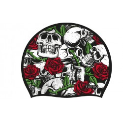 Cuffia TURBO Skull And Roses
