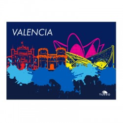 Telo mare TURBO Valencia Skyline