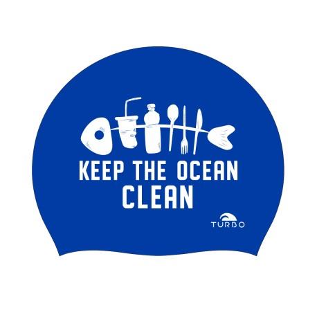 Cuffia TURBO Clear Ocean