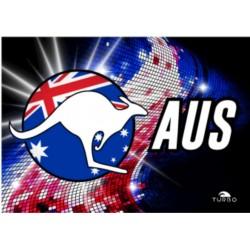 Telo mare TURBO Australia Disc