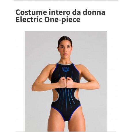 Intero Donna ARENA ELECTRIC ONE PIECE