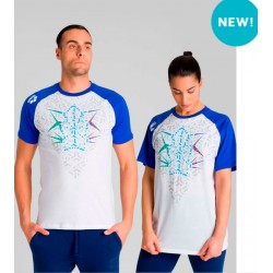 Arena T-Shirt BISHAMON ITALIA Manica Raglan