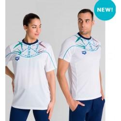 Arena T-Shirt BISHAMON ITALIA tecnica
