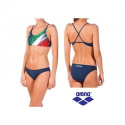 Due Pezzi ARENA Donna FIN ITALIA Swim Tech