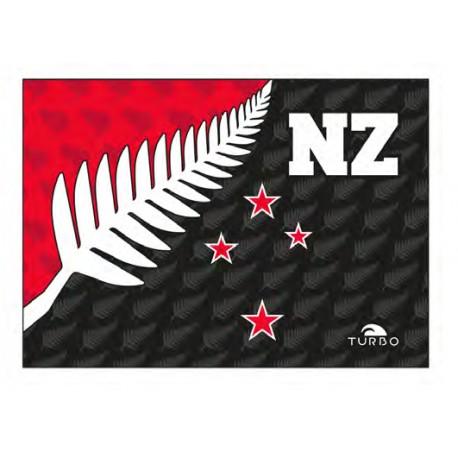 Telo mare TURBO New Zealand Flag