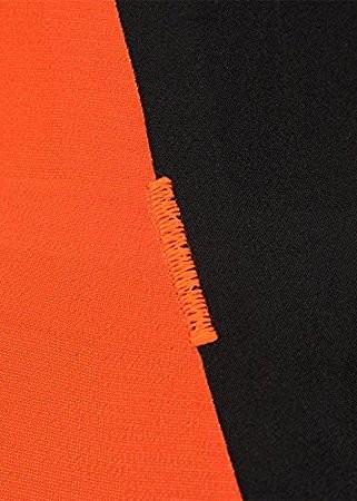 Black-Orange